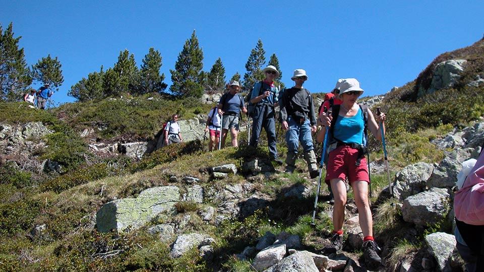Randonnée Sportive - Sommets Prestigieux - Bureau des Guides Pyrénées Ariège - 4