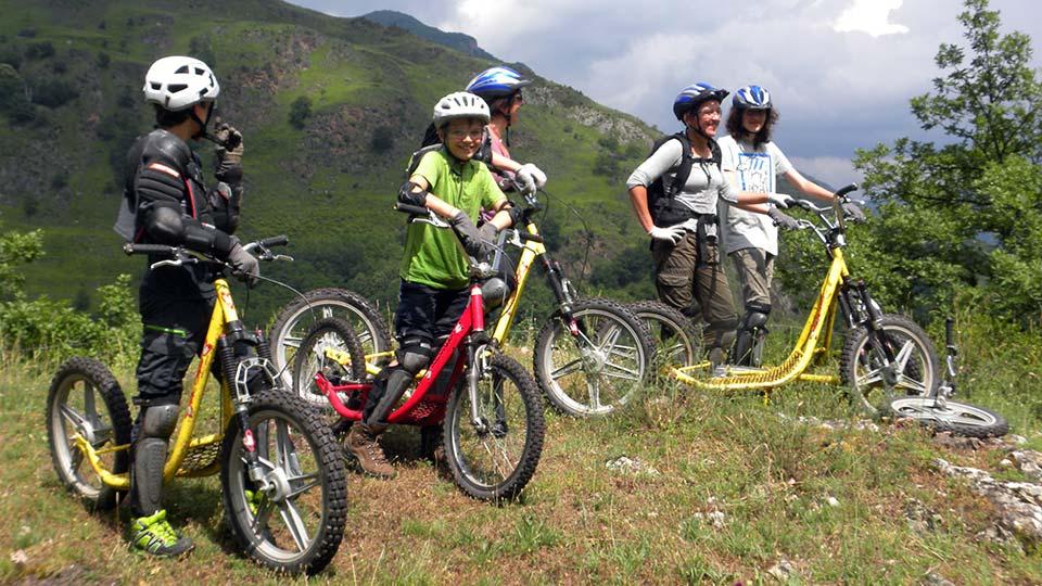 Arapaho Descente du Traucadou - Bureau des Guides Ariège Pyrénées