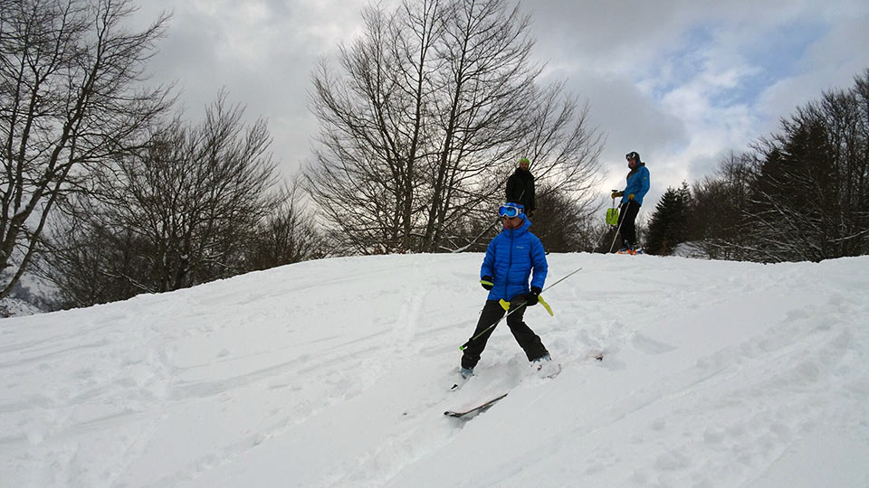 Formation Neige et Avalanche - Bureau des Guides des Pyrénées Ariégeoises