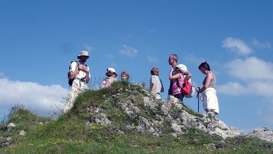 Randonnée - Marmottes et compagnie - Famille - Bureau des Guides Pyrénées Ariège - 1