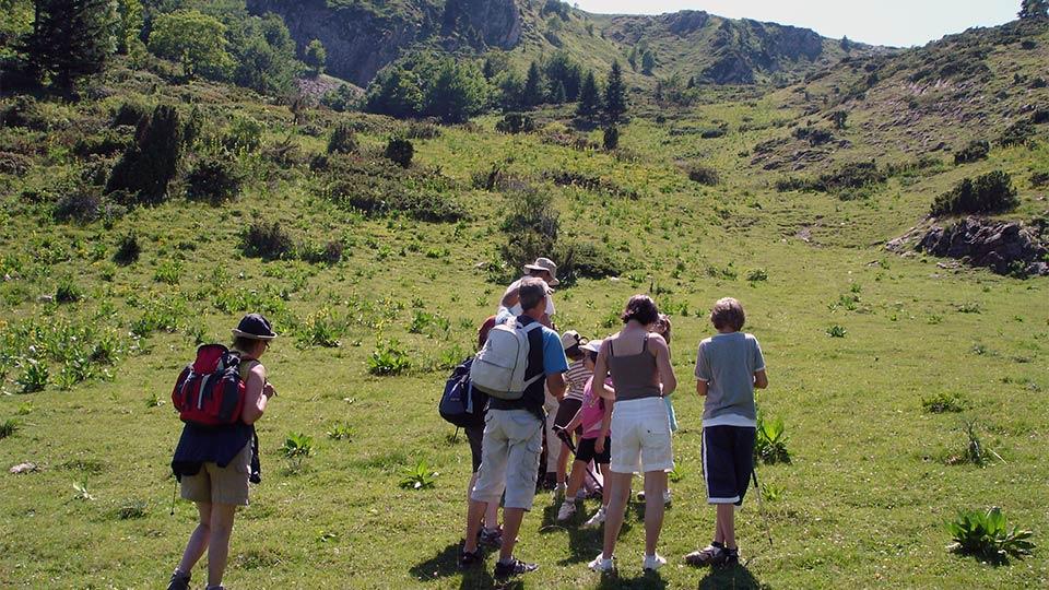 Randonnée - Marmottes et compagnie - Famille - Bureau des Guides Pyrénées Ariège - 2