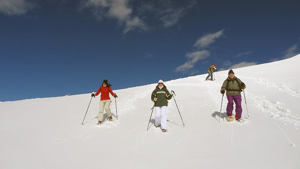 Raquettes-descente-Ascou-Bureau-Guides-Ariege-Pyrenees-1