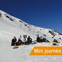 MINI-JOURNEE EN RAQUETTES