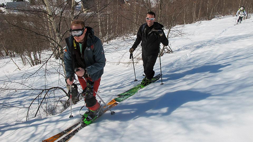 Ski de randonnée Initiation - Bureau des Guides des Pyrénées Ariégeoises