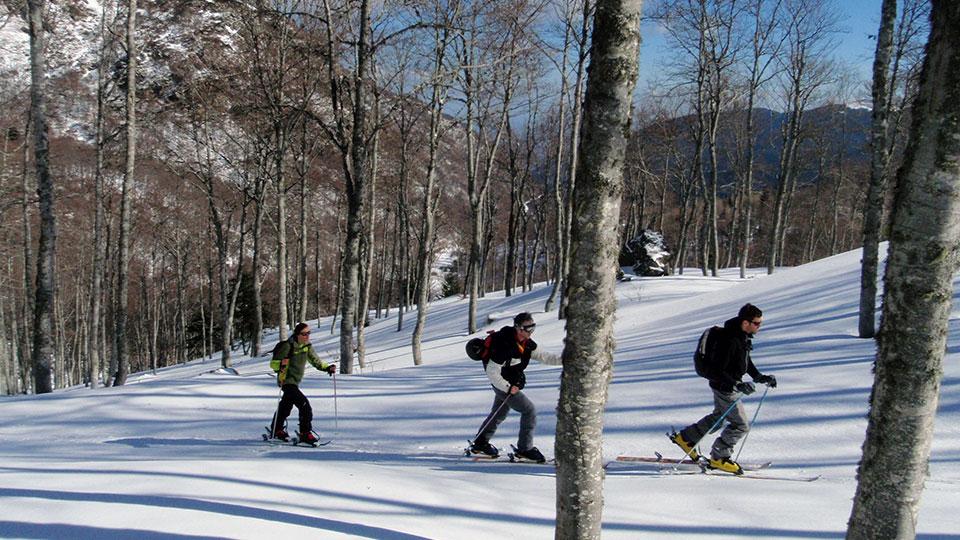 Ski-Randonnee-Initiation-Bureau-Guides-Ariege-Pyrenees-6