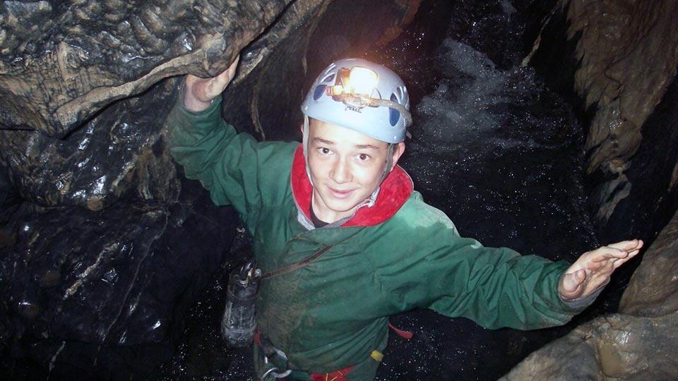 Spéléologie - Vicdessos avec les puits - Bureau des Guides Ariège Pyrénées - 2