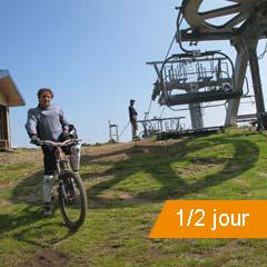 VTT DE DESCENTE | STATION AX 3 DOMAINES