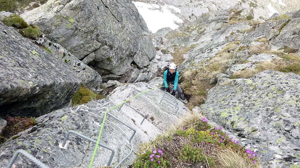 Via Ferrata - Haute montagne en Andorre - Bureau des Guides Ariège Pyrénées - 1