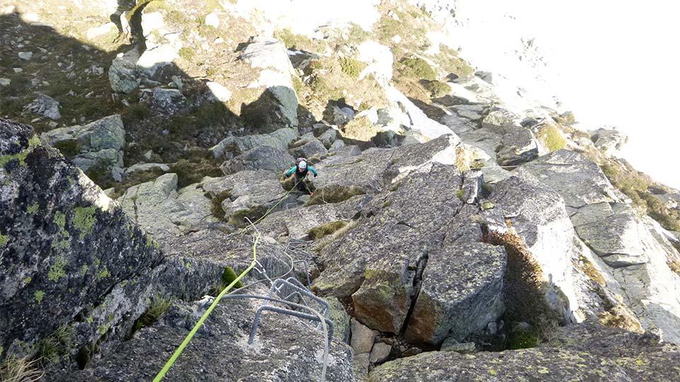 Via Ferrata - Haute montagne en Andorre - Bureau des Guides Ariège Pyrénées - 2