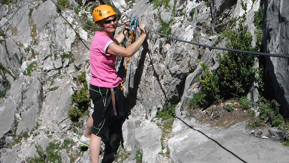 Via-Ferrata-Sud-Initiation-Bureau-Guides-Ariege-Pyrenees-5
