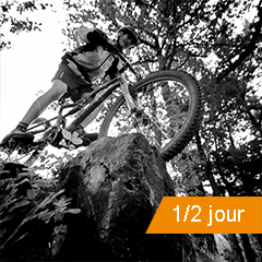 VTT DH | descente en bike park