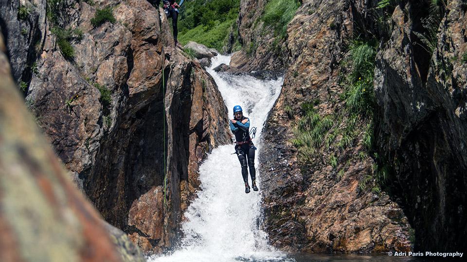 Canyon-de-l'Artigue-Saut-Bureau-des-Guides-Ariege-Pyrenees