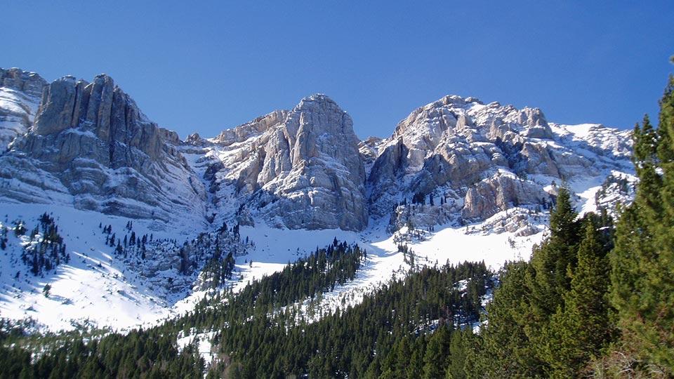 Alpinisme Hiver - Sierra de Cadi - Couloirs - Bureau des Guides Ariège Pyrénées - 1