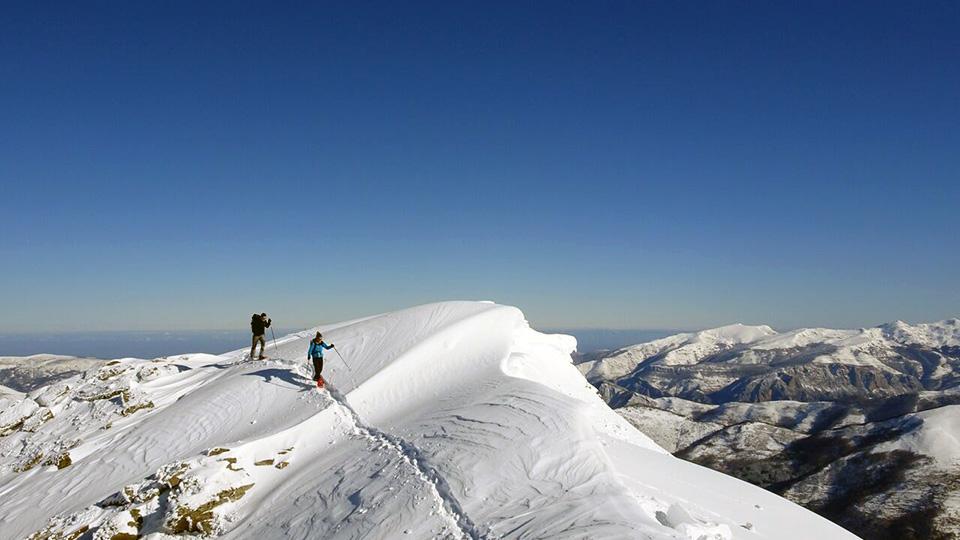 Alpinisme Hiver - Raquette Alpinisme Sommet - Bureau des Guides Ariège Pyrénées - 11