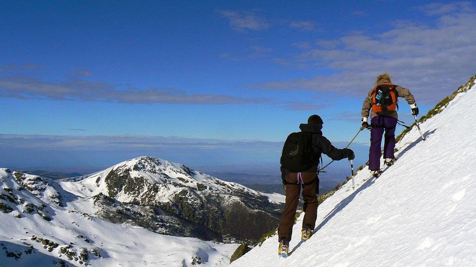 Alpinisme Hiver - Raquette Alpinisme Sommet - Bureau des Guides Ariège Pyrénées - 4