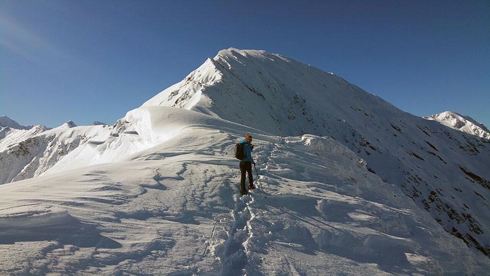Alpinisme Hiver - Raquette Alpinisme Sommet - Bureau des Guides Ariège Pyrénées - 3
