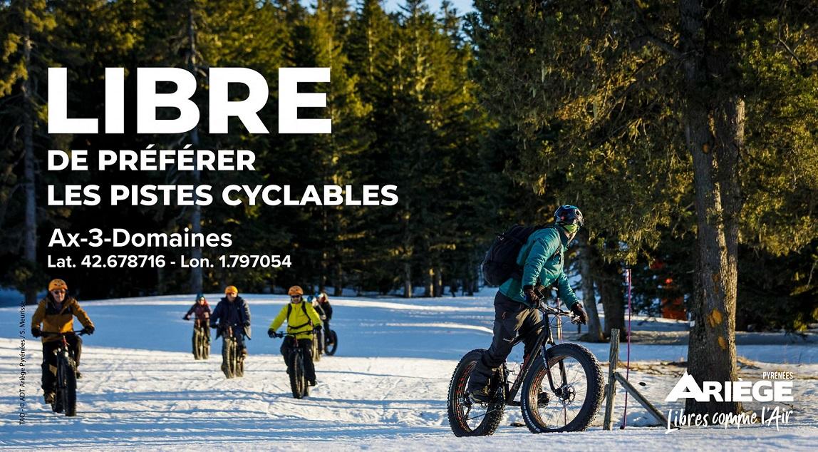 libre de préférer les pistes cyclables - Copie