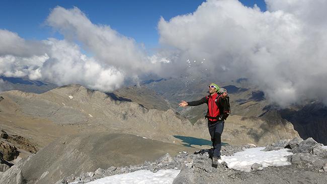 photo-en-action-mont-perdu-loic-gallot-guides-ariege