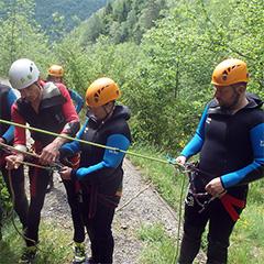 Le canyoning : Prêt à tenter l'Aventure ?
